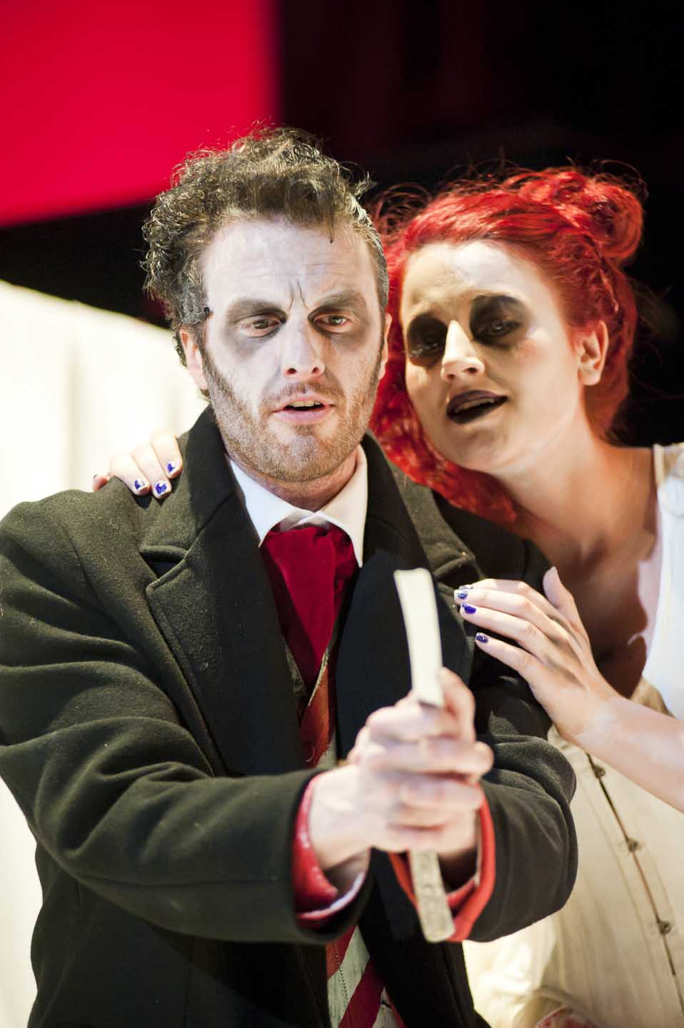 Sweeney Todd Musical at Logborough Festival Opera by theatre photographer Matthew Williams-Ellis 003