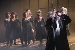 Wagner Ring Cycle Die Walkure Longborough Festival Opera by Opera Photographer Matthew Williams-Ellis 024