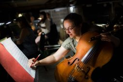 London Theatre and Orchestra Photographer, Backstage at Longborough Opera