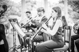 Orchestra Photography, La Colombe by Charles Gounod at West Green House Opera