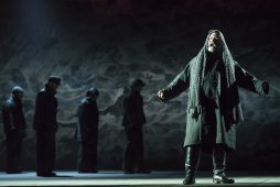 London Theatre and Opera Photographer, The Flying Dutchman by Richard Wagner at Longborough Opera