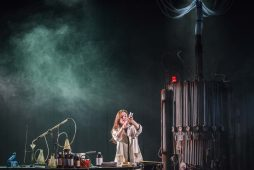 Opera Photography, Fidelio by Ludwig van Beethoven at Longborough Opera