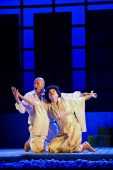 Opera Photography, Madama Butterfly by Giacomo Puccini at Longborough Opera