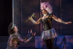 London Opera and Theatre Photographer, Ariadne auf Naxos by Richard Strauss at Longborough Opera