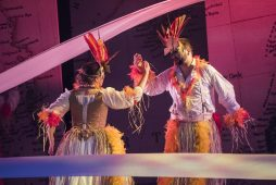 Opera Photography, Candide by Leonard Bernstein at West Green House Opera
