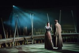 Opera Photography, Katya Kabanova by Vincenc Červinka at Longborough Opera