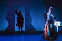 London Theatre and Opera Photographer, Barber of Seville by Gioachino Rossini at Longborough Opera