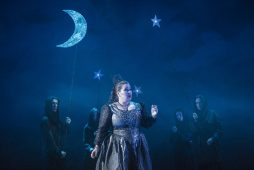 Theatre and Opera Photography, The Magic Flute by Wolfgang Amadeus Mozart at Longborough Opera